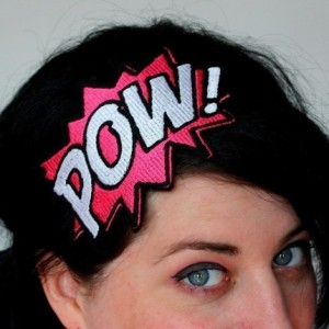 Comic Headpiece